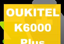 Смартфон OUKITEL — K6000 Plus